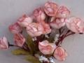 Trandafir piersica buchet mic