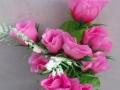 Trandafir roz buchet mare
