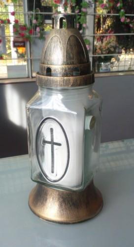 Candela cruce transparent 2