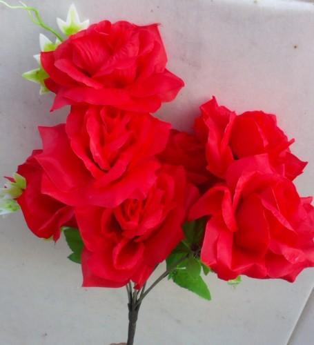 Trandafir rosu buchet mare 3
