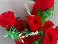 Trandafir rosu buchet mare