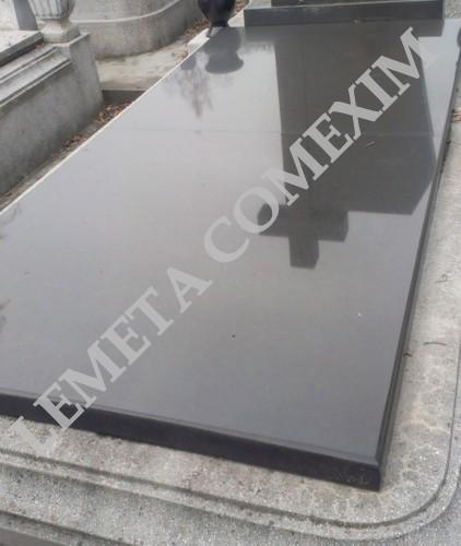 Placa din granit negru