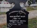 Monument ortodox din granit negru