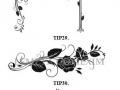 Tip Floare gravat 27 - 30